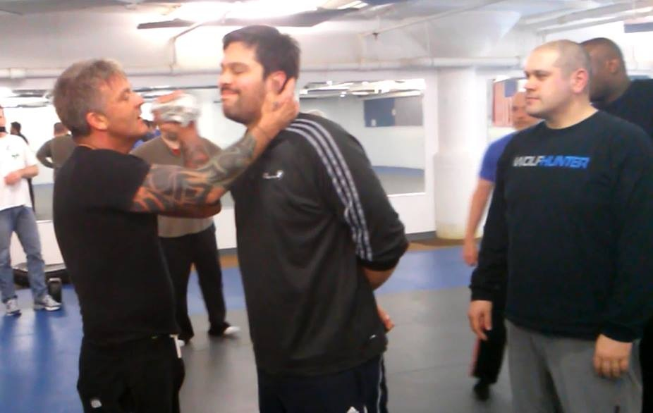 Event Review: Combatives Training with Lee Morrisson  